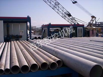 SPPL管道预制生产线(数控切割和坡口加工)