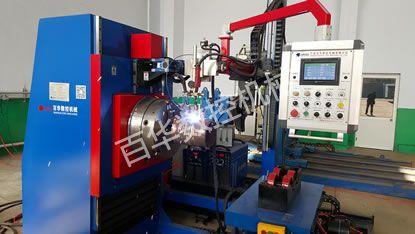 PPCW卡盘升降式管道自动焊机  焊接工艺